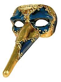 Scaramouche blu musica - masque vénitien