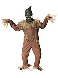 Scarecrow Kostüm mit Maske