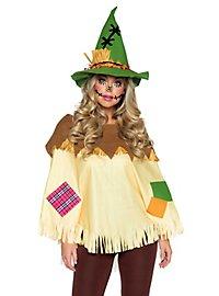 Scarecrow Poncho Kostüm