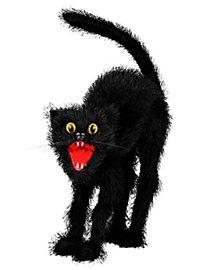 Scaredy-cat Halloween Decoration