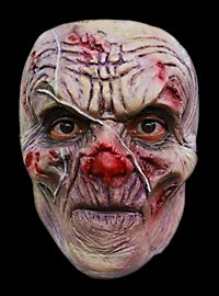 Scarface Zombie Maske aus Latex
