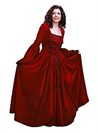 Medieval Dress - Scarlett