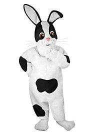 Scheckiges Kaninchen Maskottchen