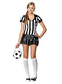 Schiedsrichterin Kostüm für Jugendliche