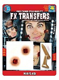 Schienennagel 3D FX Transfers