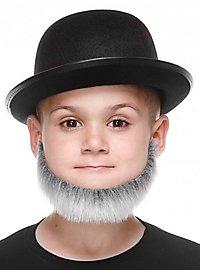 Schifferkrause Bart für Kinder