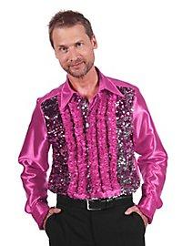 Schlagerhemd pink