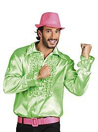 Schlagerstar ruched shirt light green