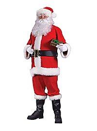 Schlankes Weihnachtsmann Kostüm