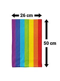 Schlauchschal Regenbogen