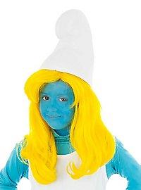 Schlumpfine children's wig