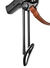 Schmeisser Maschinenpistole 40 mit Gurt Dekowaffe