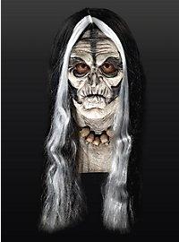 Schnitter Maske aus Latex