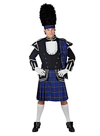 Schottische Paradeuniform Kostüm