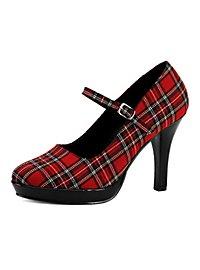 Schulmädchen Schuhe