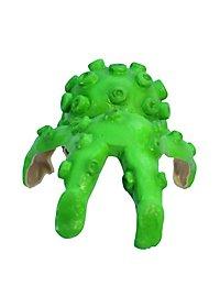 Schulterschreck Virus Figur