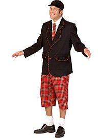 Schuluniform Kostüm