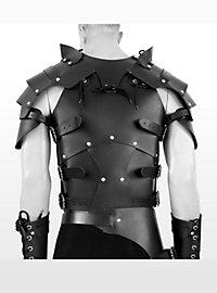 Schurke Lederrüstung schwarz