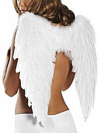 Schwanenfeder Flügel