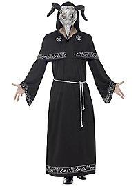 Schwarze Messe Kostüm