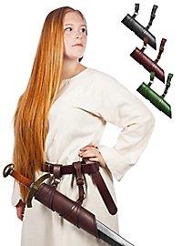 Justierbarer Schwerthalter - Drachenreiter