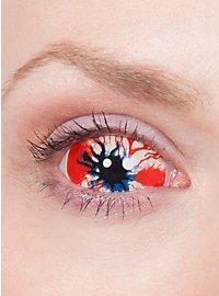 Sclera Zombie Contact Lenses