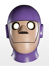 Scooby Doo Charlie der Roboter Maske aus Latex
