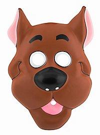 Scooby Doo Kindermaske aus Kunststoff