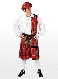 Scottish Warrior red
