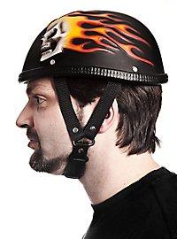 Screaming Skull Crazy Helmet