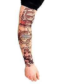 Seaman Tattoo Sleeve