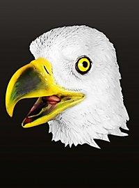 Seeadler Maske aus Latex