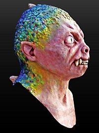 Seeungeheuer Maske aus Latex