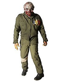 Sergeant Zombie Costume with Mask