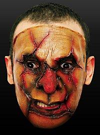 Serienkiller Hank Maske aus Latex
