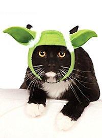 Serre-tête Yoda Star Wars pour chat