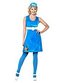 Sesame Street Cookie Monster Dress