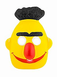 Sesamstraße Bert Kindermaske aus Kunststoff