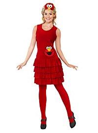 Sesamstraße Elmo Kleid