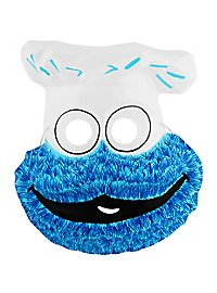 Sesamstraße Krümelmonster Kindermaske aus Kunststoff