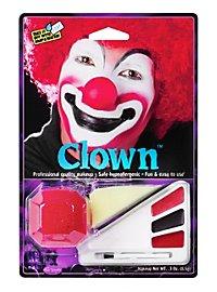 Set de maquillage clown Maquillage