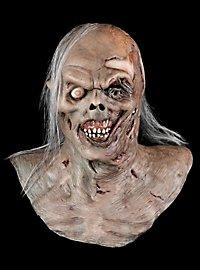 Seuchen-Zombie Maske aus Latex
