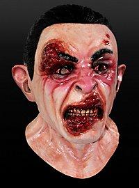 Seuchenopfer Maske aus Latex