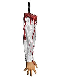 Severed Arm Animated Halloween Decoration