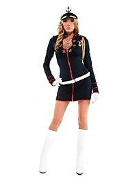 Sexy Admiral Kostüm