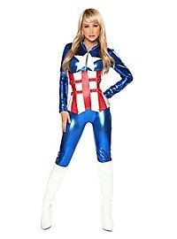 Sexy American Hero Costume