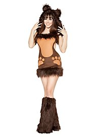 Sexy Bärchen Kostüm
