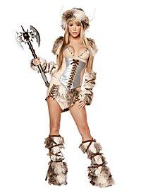 Sexy Barbarin Premium Edition Kostüm