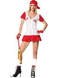Sexy Baseballoutfit Kostüm