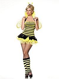 Sexy Bienenkönigin Kostüm (Sonderposten)